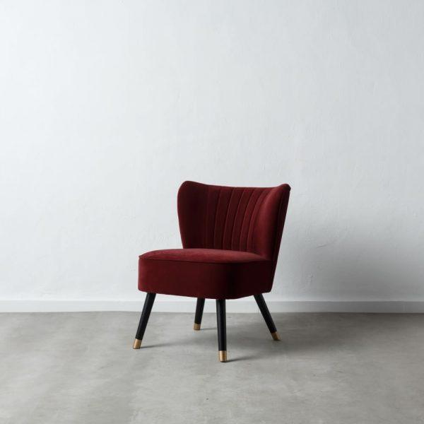 sillon-terciopelo-rojo