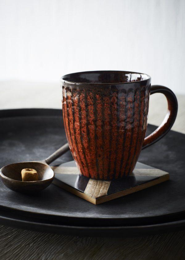 taza-gres-marrón-naranja